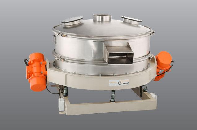 VP2 - VIBRATING SCREEN FOR POWDER AND LIQUIDS 2 Motor