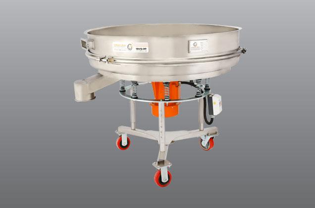الک ویبره چرخدار جهت لعاب و مایعات۱۲۰۰